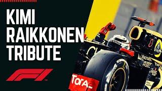 Kimi Raikkonen Tribute Video