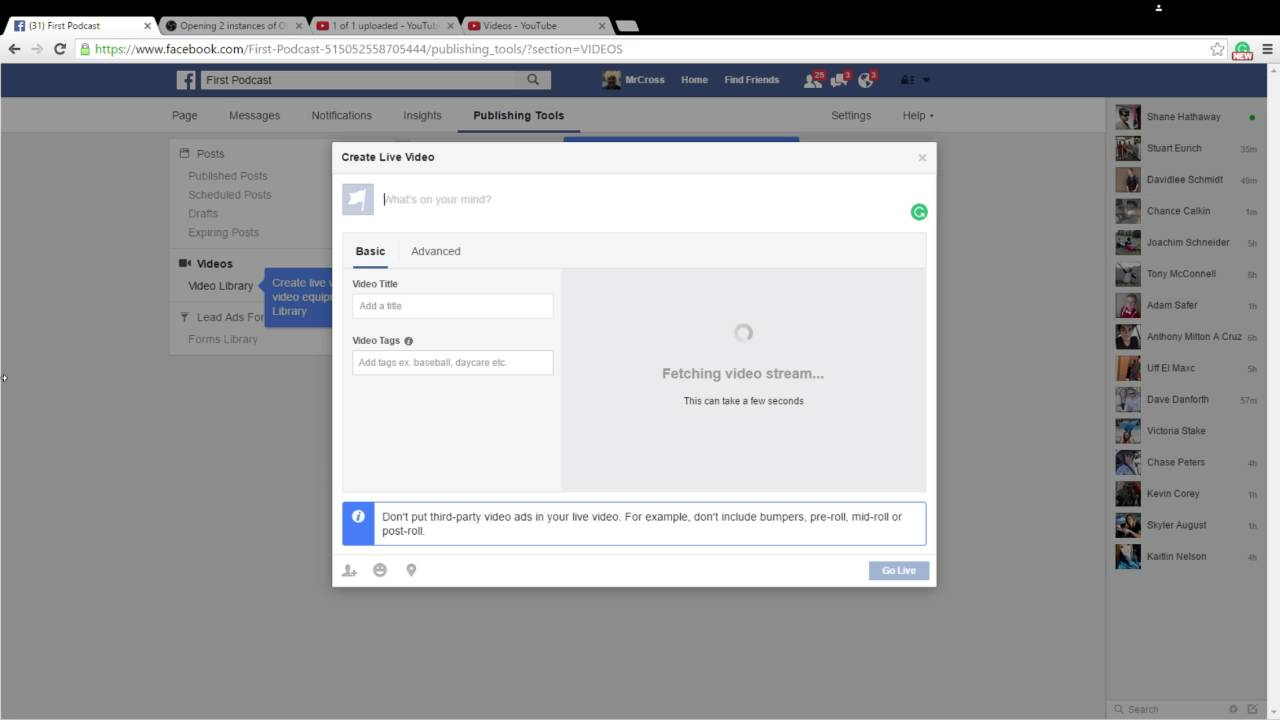 how to download facebook live video to computer