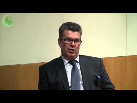Islamic Investment Funds | Mr Trevor Norman, Director, Islamic Funds, Volaw Trust Company