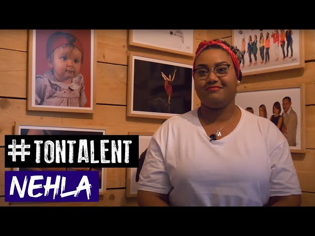 #tontalent - Interview de Nehla