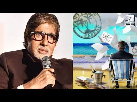 """Seek Peace & Freedom,"" Amitabh Bachchan REACTS On Paradise Papers Scam 