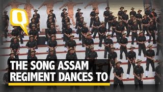 'Badluram Ka Badan': Story Behind Assam Regiment's Viral Song - The Quint