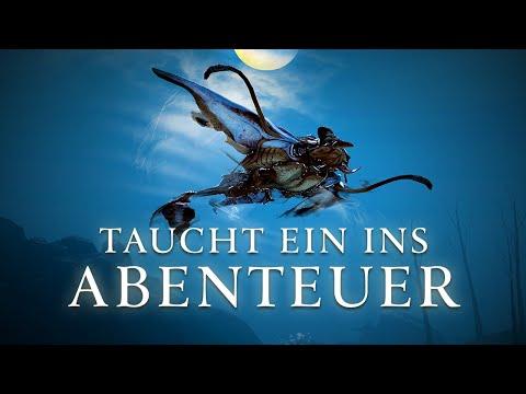 Neue Unterwasser-Schweberochen-Beherrschung in Guild Wars 2