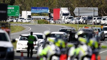 Qld officially reopens its border after 15 weeks