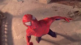 Repeat youtube video Spider-man Tribute - Hall of Fame