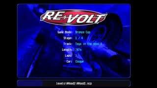 REVOLT PC game