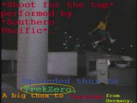 Shoot for the top by Southern Pacific