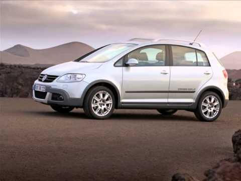 Volkswagen Crossgolf Review Youtube
