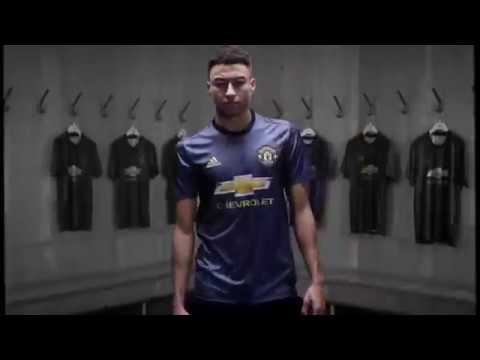 90354bb1843 Adidas - Manchester United 18 19 Third Kit - YouTube