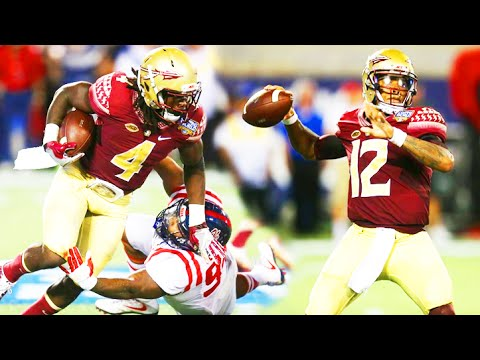 Florida State 2016, Week 1 highlights vs Ole Miss w/ Gene Deckerhoff commentary