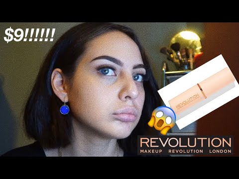 Makeup Revolution Fast Base Foundation Stick Review: ONLY $9!!!!!