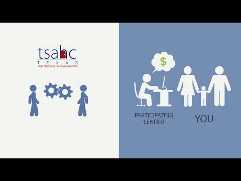 TSAHC Down Payment Assistance