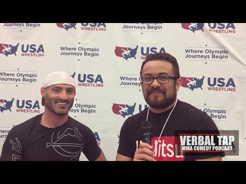 US Grappling World Team Trials - Matt Holt Interview