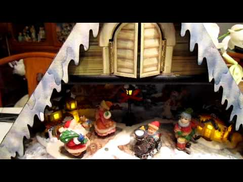 Christmas Traditions musical advent calendar