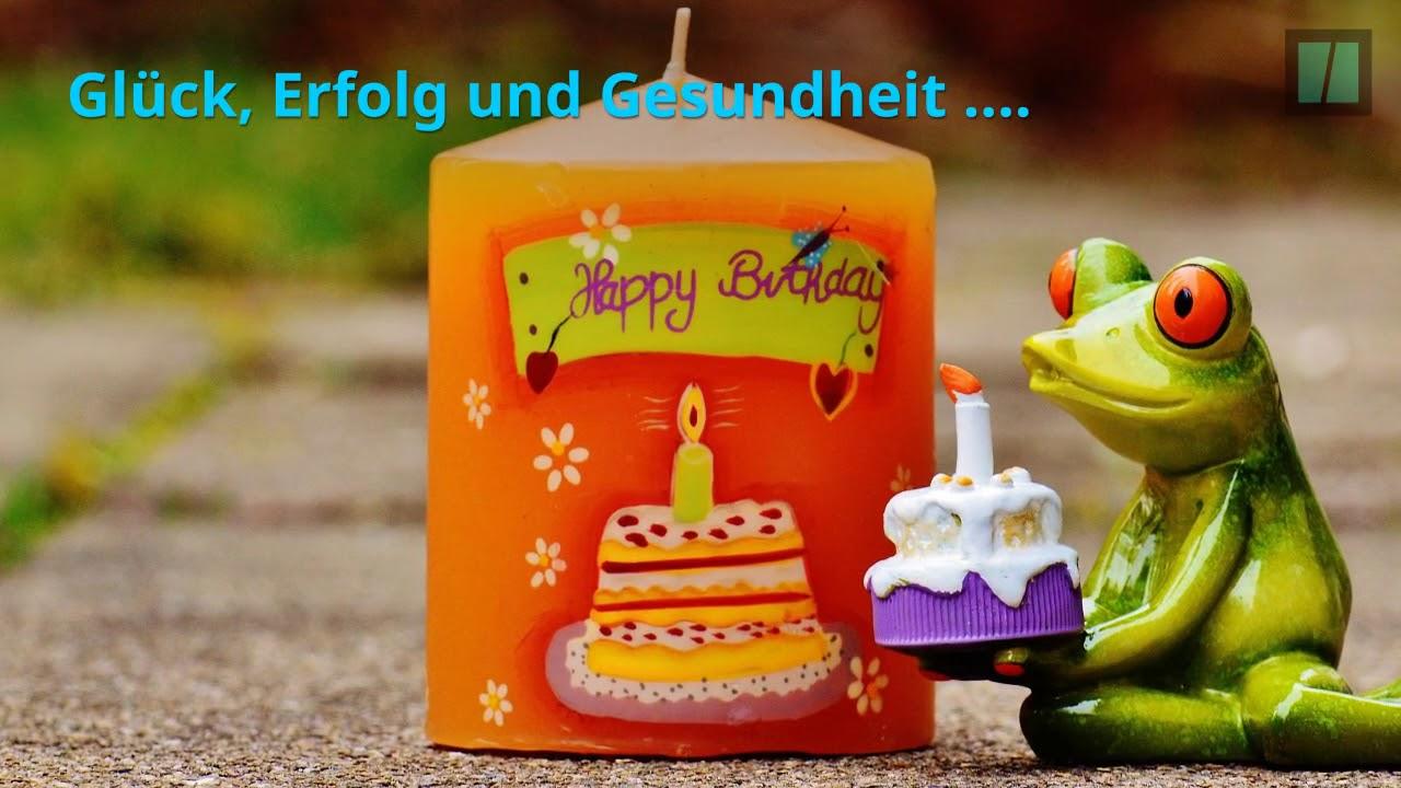 Frosch geburtstagswünsche Geburtstagswünsche Bedanken,