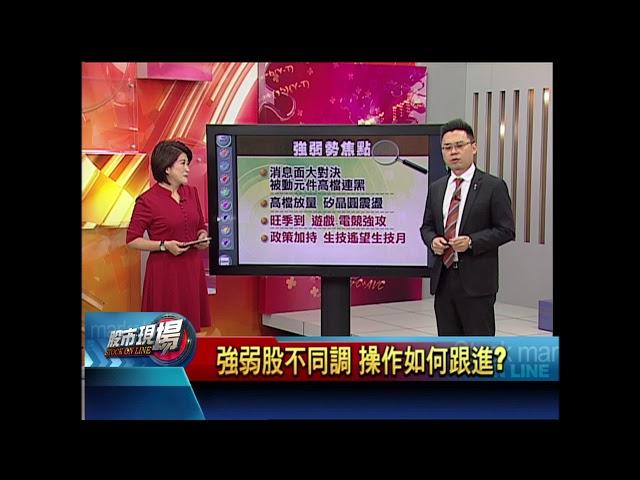 【股市現場-非凡商業台鄭明娟主持】20180518part.6(許博傑)