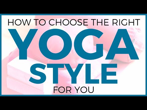 Yoga Styles Explained: Power, Vinyasa, Hatha & Restorative  | Sarah Beth Yoga