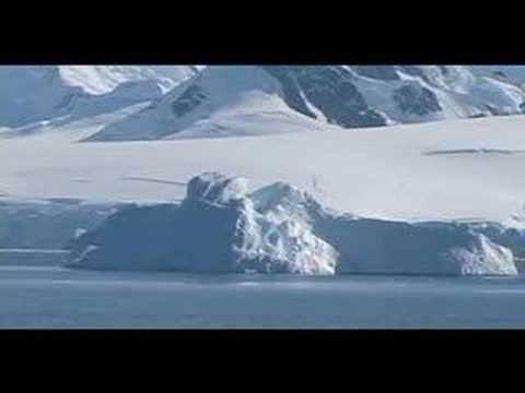 05c347fd92 Sending an SOS from Antarctica - YouTube