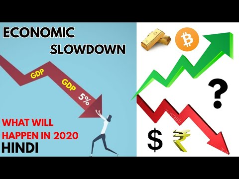 Economic Recession Impact On Bitcoin And Gold