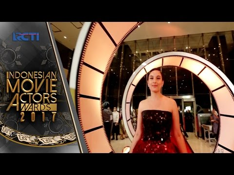 IMAA - Red Carpet Indonesian Movie Actors Awards 2017 [18 Mei 2017]