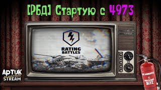 [РБД] Road To 5k, WoT Blitz