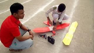 RC Air ✈ Plane NEW Fly Video  🌍 [ Dhaka,Bangladesh ]