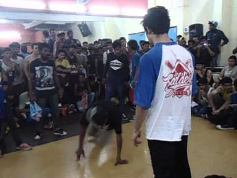 7 TO SMOKE @ THE ONE BREAKING BATTLE  INDIA