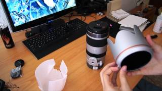 Sony 70-400mm G ssm - Unboxing & First Look