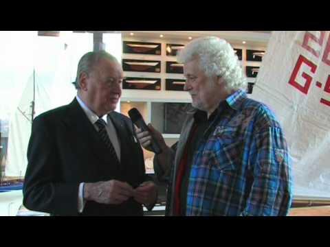 Interview für www.SeereisenMagazin.TV mit Peter Tamm