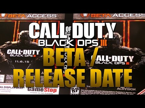 Black ops release date in Melbourne
