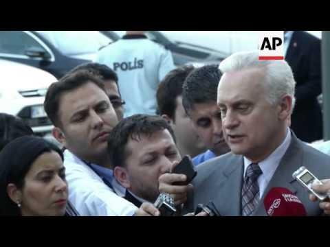 "US ambassador meets AKP party members, says troubles ""internal"