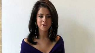 Selena Gomez - Behind The Scenes - Latina Magazine