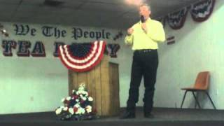 Grimes County Tea Party Forum — Commissioner 2 Candidates.