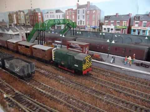 My OO Gauge Model Railway