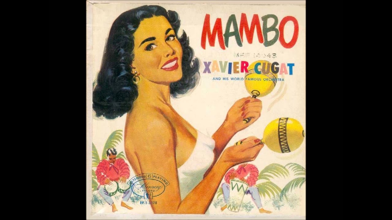 Xavier Cugat And His Orchestra Cugis Cocktails No1