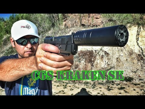CGS Group Kraken SK Suppressor Review