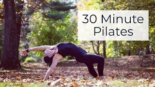 30 Minute Pilates Yoga with Danina of Indigo Yoga
