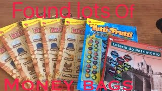 Portugal scratch off tickets. …