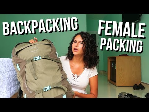 FEMALE PACKING FOR HOT COUNTRIES: TRAVEL TIPS