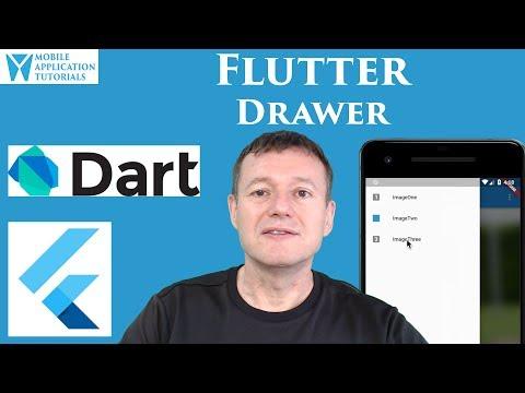 Flutter Bottom Navigation Bar -- Mobile App Tutorials