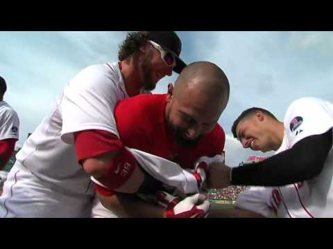 2013/06/30 Red Sox walk off on error