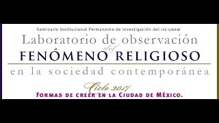 """""""Creer desde los márgenes de la ciudad: pentecostales en Iztapalapa""""."""