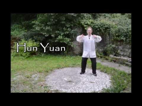 Wudang 13 Standing Pillars - Shi San Zhuang