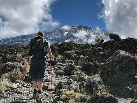 A Week in Africa #7 - What it's actually like to climb Mount Kilimanjaro