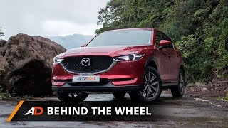 2017 Mazda CX-5 2.5 AWD Sport Soul Red Crystal Review - Behind the Wheel