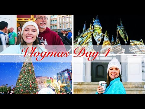 Christmas At Universal Studios! VLOGMAS DAY 4