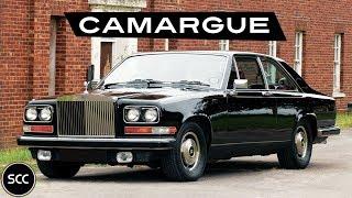 Rolls-Royce Camargue LHD 1981 - Modest Rolls Royce test drive - Subtle V8 Engine sound