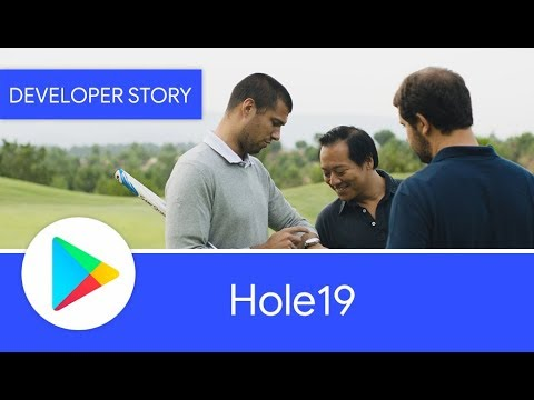 Android Developer Story: Hole19 improves...