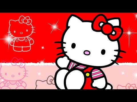Киндеры Hello Kitty открываем Kinder Сюрпризы ч.- 2Kinder Surprise Hello Kitty
