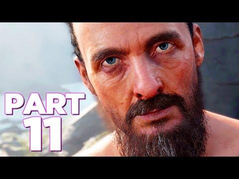 FAR CRY NEW DAWN Walkthrough Gameplay Part 11 - JOSEPH'S SECRET (PS4 Pro)